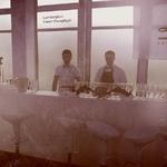 Открытие салона Lamborghini вместе с WelcomeBar