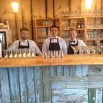 Выездной бар WelcomeBar в «Макаронниках»